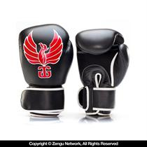 Golden Gear Leather Pro Sparring Gloves